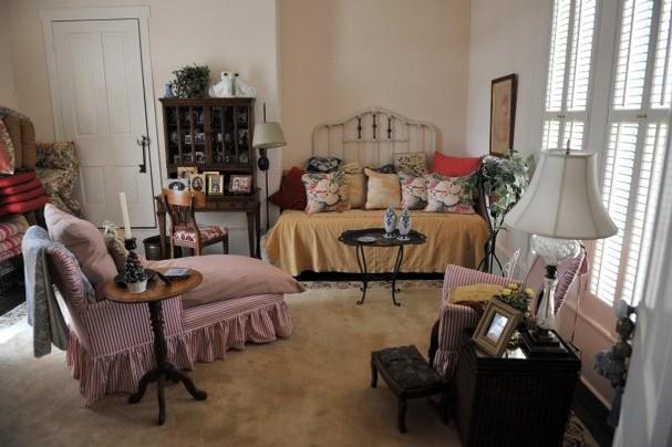 Janet Stout's home at 115 E. Jennings St.
