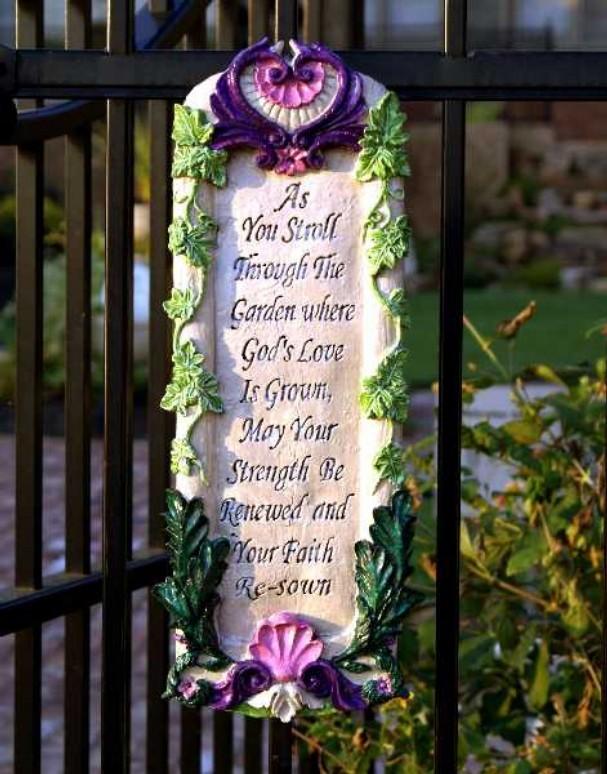 God's Garden – Newburgh Museum